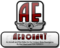 Aeronaut Splash Screen